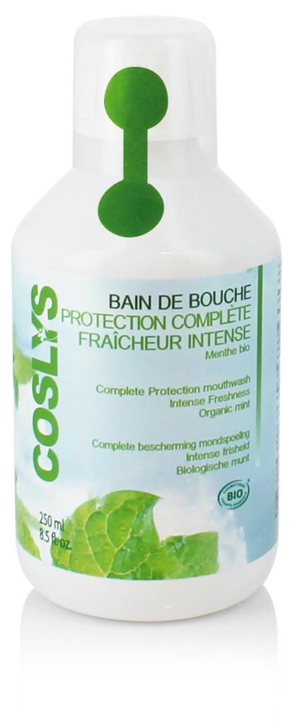 Coslys bain de bouche for Bain de bouche naturel maison