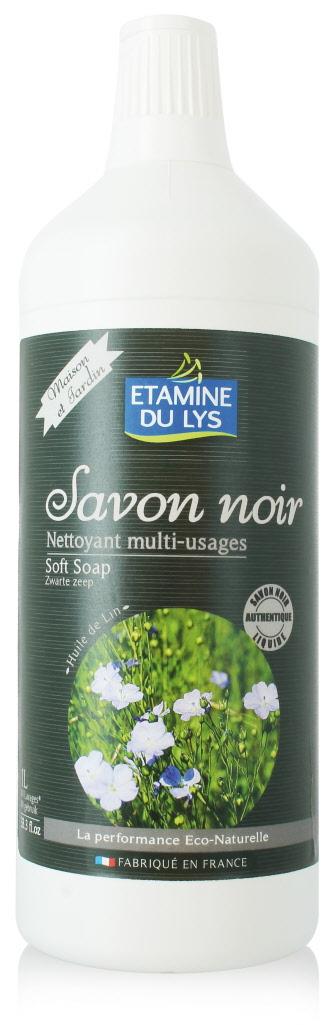 Etamine du lys savon noir 1 litre for Savon noir carrelage